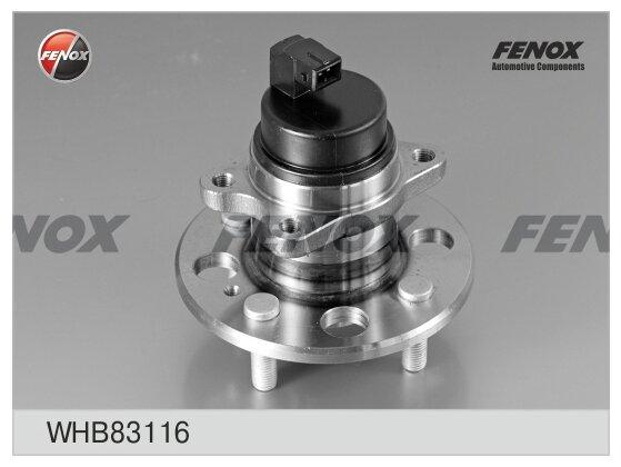 Ступица колеса Fenox WHB83116