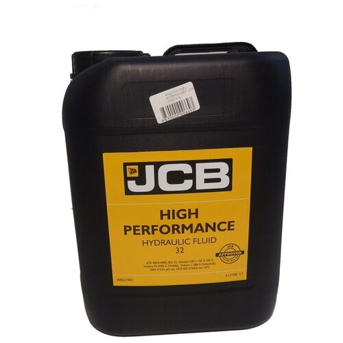 Гидравлическое масло JCB HP32 5 л