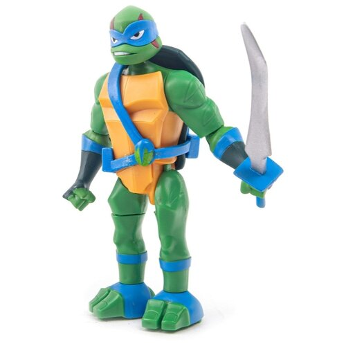 цена на Playmates TOYS Rise of the Teenage Mutant Ninja Turtles: Battle Shell Leonardo 81409