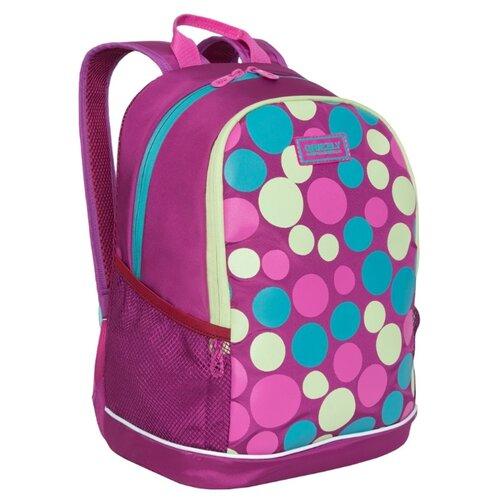 Купить Grizzly рюкзак (RG-063-5), фиолетовый, Рюкзаки, ранцы