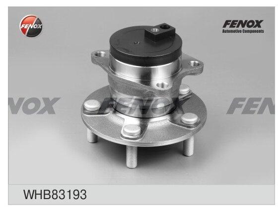 Ступица колеса Fenox WHB83193