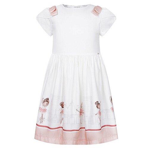 Платье Mayoral размер 92, белый