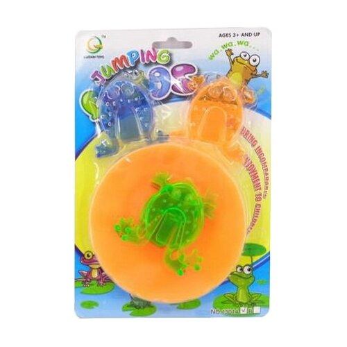прыгающие горшочки Настольная игра Guoxin Toys Прыгающие лягушки
