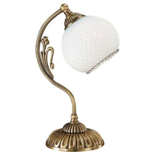 Настольная лампа Reccagni Angelo P 8600 P, 60 Вт настольная лампа reccagni angelo p 6358 p 60 вт