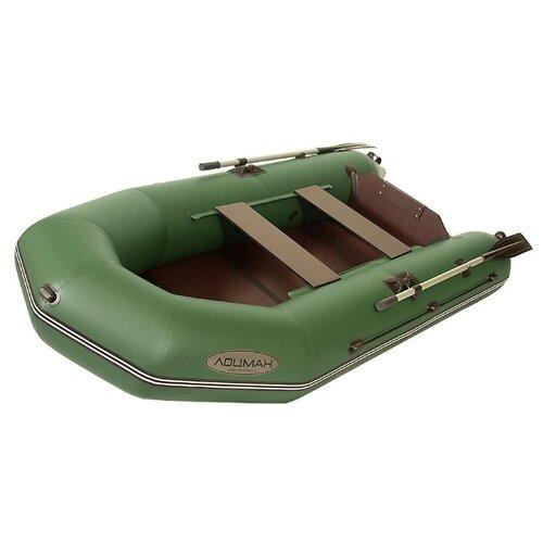 Надувная лодка Лоцман М-290 ЖС зеленый надувная лодка leader компакт 200 зеленый