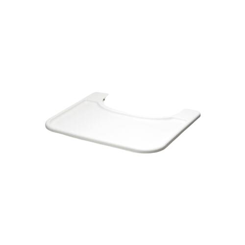 Купить Съемный столик Stokke Baby Set Tray для стульчика Steps белый, Стульчики для кормления