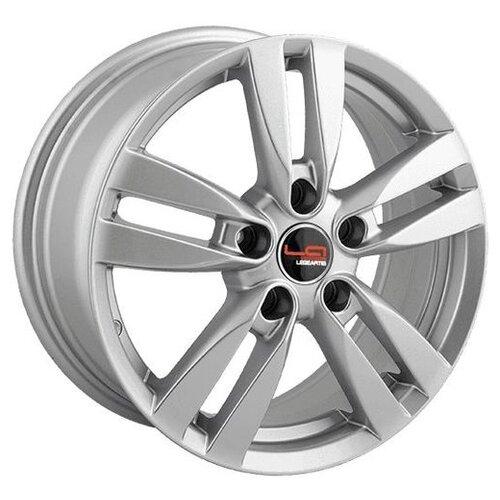 Фото - Колесный диск LegeArtis RN61 6.5x17/5x114.3 D66.1 ET40 Silver колесный диск legeartis ns91 6 5x16 5x114 3 d66 1 et40 silver