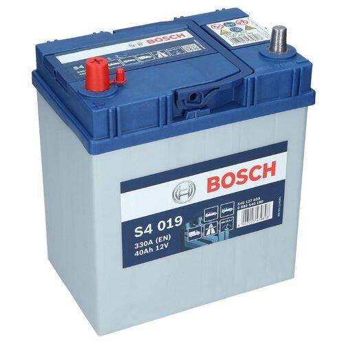 цена на Автомобильный аккумулятор Bosch S4 019 (0 092 S40 190)