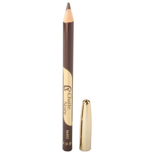 Chatte Noire Карандаш для глаз, оттенок 602 коричневый chatte noire набор для макияжа губ 18 помада серии к карандаш для губ