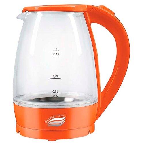 Чайник Великие реки Дон-1, оранжевый