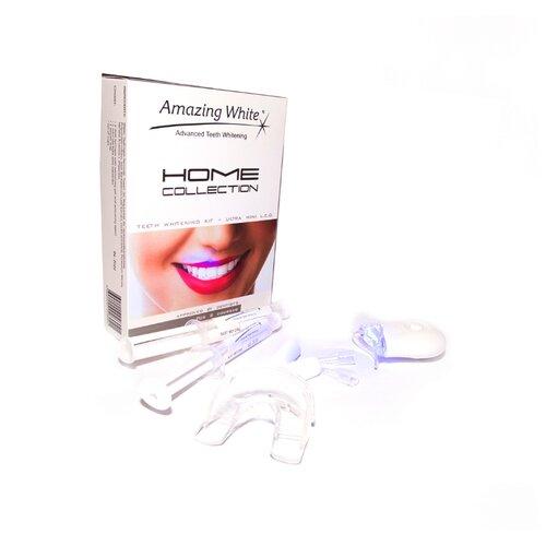 Amazing White Набор для домашнего отбеливания Amazing White Home Collection Plus LED