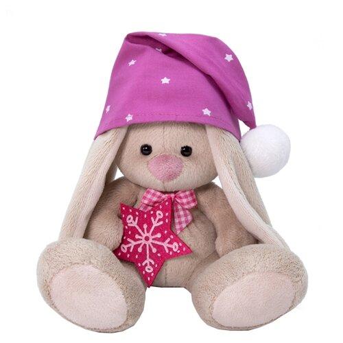 Фото - Мягкая игрушка Зайка Ми в сиреневом колпачке 15 см мягкая игрушка зайка ми в лиловом 23 см