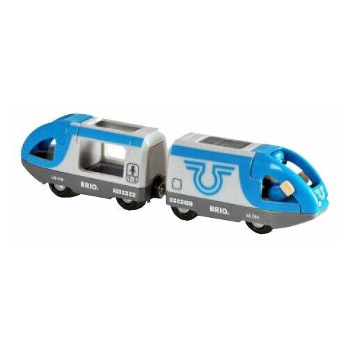 Купить Brio Поездной состав экспресс, 33506, Наборы, локомотивы, вагоны
