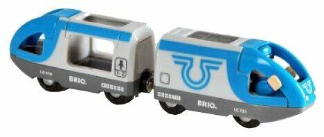 Brio Поездной состав экспресс, 33506