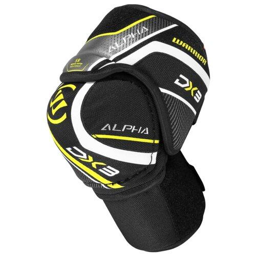 Защита локтя Warrior Alpha DX3 elbow pad Sr р. L black.