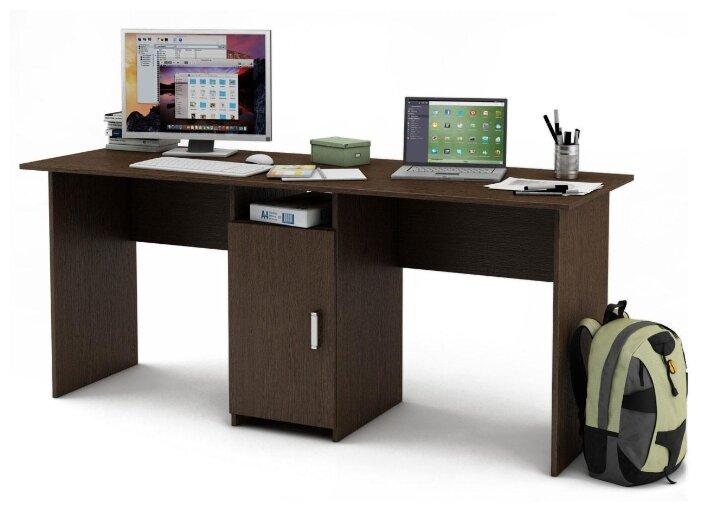 Письменный стол ВМФ Лайт-10 — купить по выгодной цене на Яндекс.Маркете