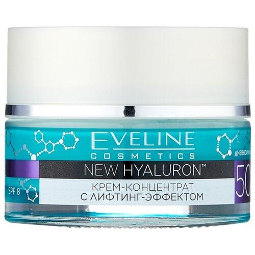 Крем Eveline Cosmetics New Hyaluron 50+ 50 мл new line cosmetics