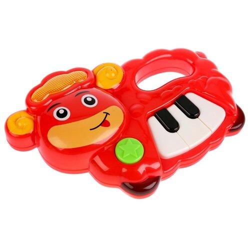 Умка пианино B1381253-R красный пианино умка