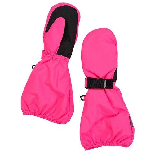Варежки Oldos Мира 1A8GL06 размер 9-10, ярко-розовый варежки краги для девочки oldos active мира цвет ярко розовый 1a8gl06 размер 7 8