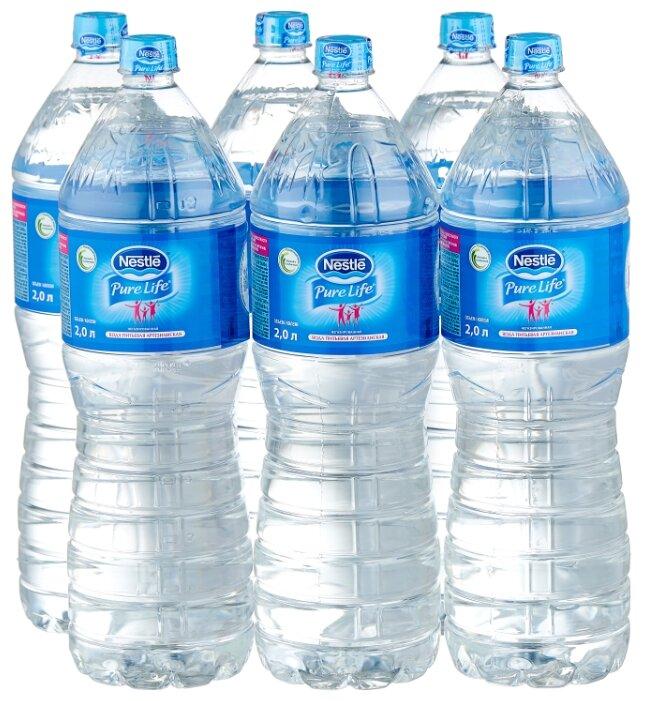 Питьевая вода Nestle Pure Life 2л