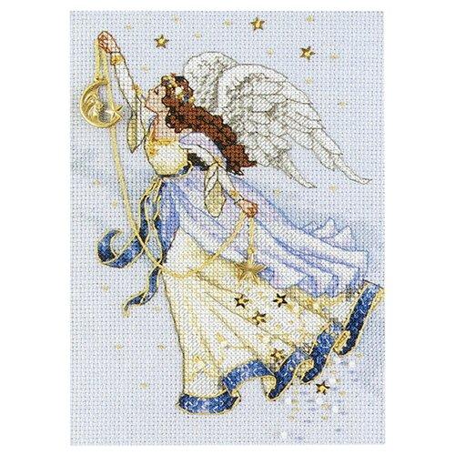 Купить Dimensions Набор для вышивания крестиком Ангел 13 х 18 см (06711), Наборы для вышивания