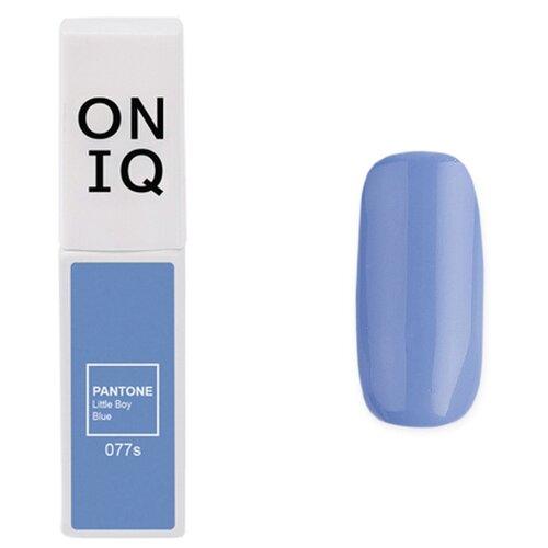 Купить Гель-лак для ногтей ONIQ Pantone, 6 мл, 077S Little Boy Blue