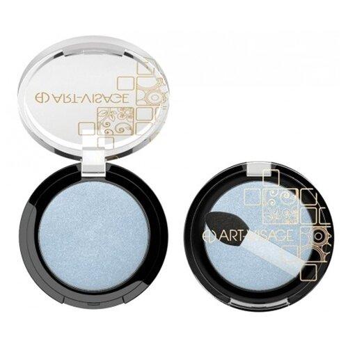 ART-VISAGE Тени для век одноцветные Color dream 125 серебристо-голубой перламутрТени<br>