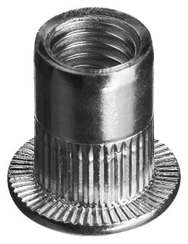 Заклепка резьбовая ЗУБР 31317-06 M6 x 15 мм