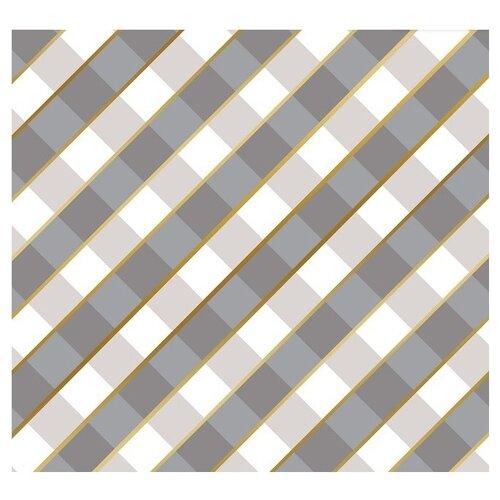 Купить Бумага Арт Узор 30.5 × 30.5 см, 10 листов, 2735367 золотистый/серый, Бумага и наборы