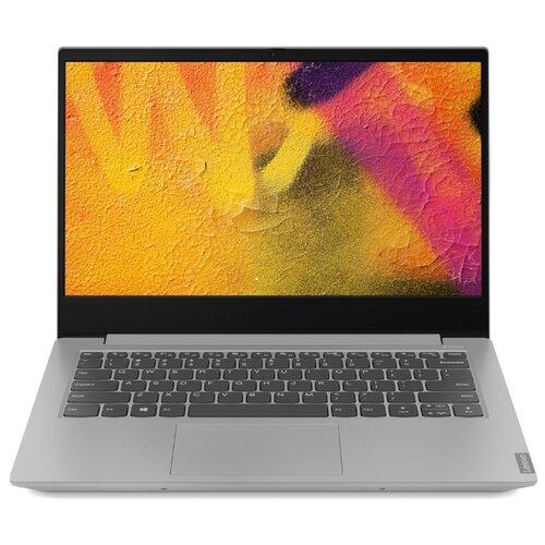 Купить Ноутбук Lenovo IdeaPad S340-14IWL (Intel Pentium 5405U 2300 MHz/14 /1920x1080/4GB/128GB SSD/DVD нет/Intel UHD Graphics 610/Wi-Fi/Bluetooth/DOS) 81N700HTRK Platinum Grey