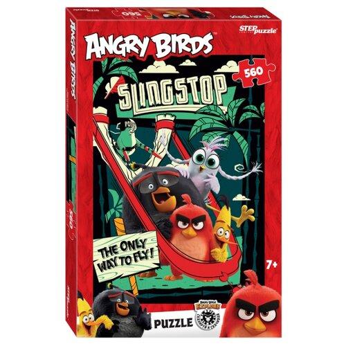 Купить Пазл Step puzzle Angry Birds (97073), 560 дет., Пазлы