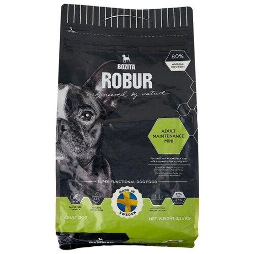 Сухой корм для собак Bozita Robur для здоровья кожи и шерсти 3.25 кг