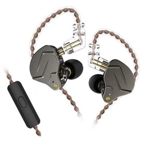 Купить Наушники Knowledge Zenith ZSN Pro mic gray
