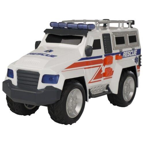 Купить Внедорожник Teamsterz скорой помощи 4х4 (1416399) 42.5 см белый, Машинки и техника