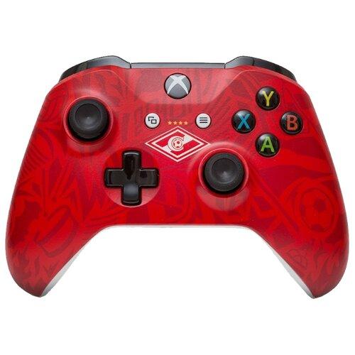 Купить Геймпад RAINBO Xbox One Wireless Controller FC Spartak легендарный стиль