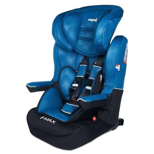 Купить Автокресло группа 1/2/3 (9-36 кг) Nania I-Max SP Luxe Isofix, blue, Автокресла