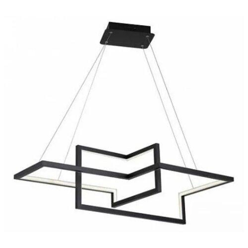 Светильник светодиодный Arte Lamp Mercure A6011SP-3BK, LED, 76 Вт встраиваемый светодиодный светильник artelamp a3153pl 3bk