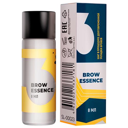 Innovator Cosmetics Состав #3 для долговременной укладки бровей Brow Essence innovator cosmetics состав 1 для долговременной укладки бровей brow lift