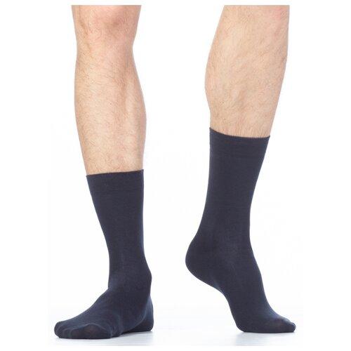 Носки Classic 204 Omsa, 39-41 размер, blu носки мужские omsa classic цвет синий snl 417298 размер 39 41