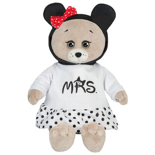 Купить Мягкая игрушка Maxitoys Миссис Мышель 25 см, Мягкие игрушки