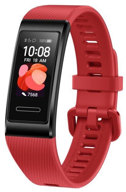 Умный браслет HUAWEI Band 4 Pro — купить по выгодной цене на Яндекс.Маркете