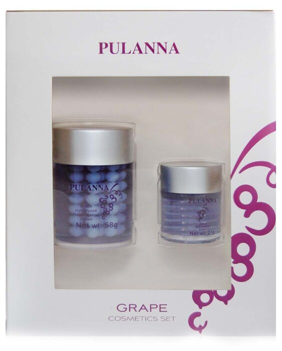Набор PULANNA Grape Cosmetics Set