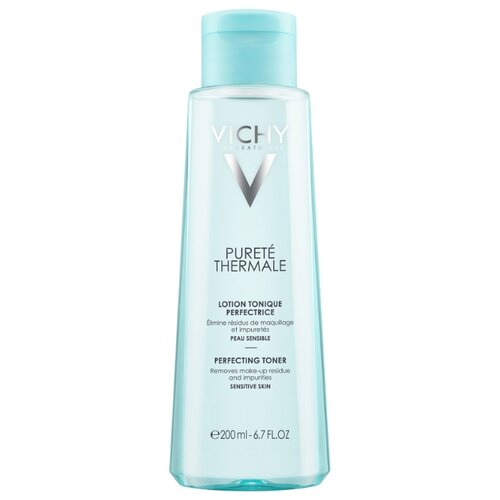 Vichy Тонер Purete Thermale Perfecting 200 мл очищающая маскаскраб expert purete 50 мл payot expert purete