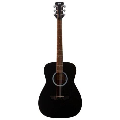 Вестерн-гитара JET JF-155 BKS