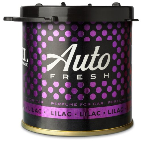 Auto Fresh Ароматизатор для автомобиля Jel Lilac 80 мл