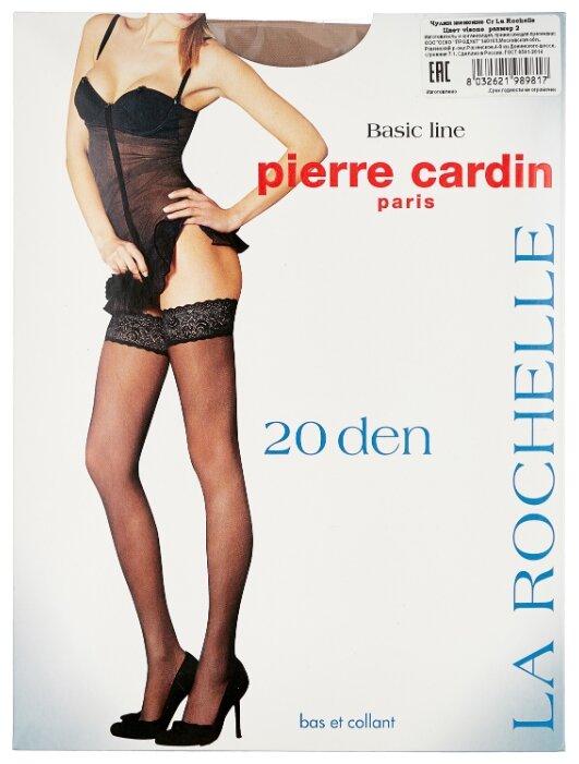 Чулки Pierre Cardin La Rochelle, Basic Line 20 den