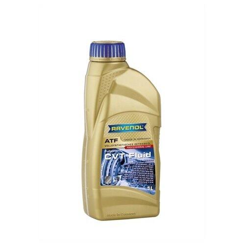 Масло трансмиссионное Ravenol CVT Fluid, 1 л трансмиссионное масло ravenol dps fluid 1 л