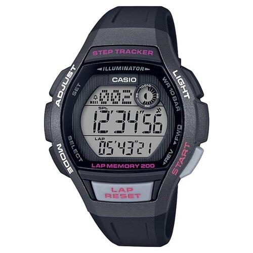 Наручные часы CASIO LWS-2000H-1A наручные часы casio ws 2000h 4a