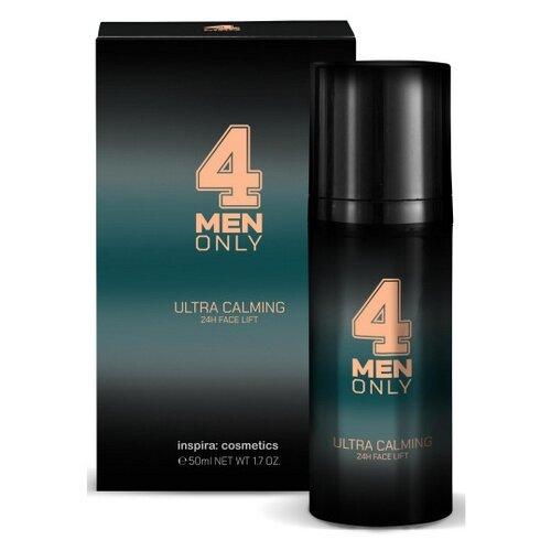 Inspira Cosmetics 4 Men Only лифтинг-крем для лица Успокаивающий 50 мл