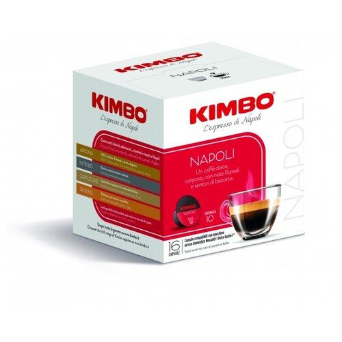 Кофе в капсулах Kimbo Napoli (16 капс.) цена 2017